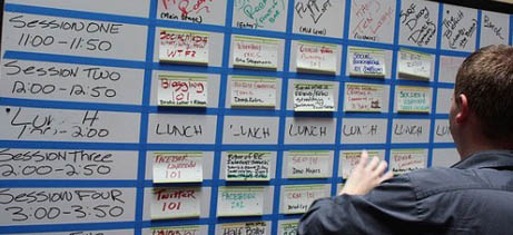 REBarCamp Agenda