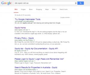 Squiiz Google