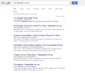realestate.com.au google