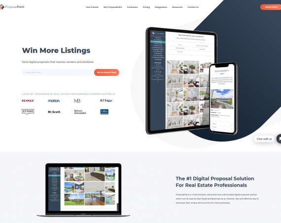 ProposalPoint - Win more listings