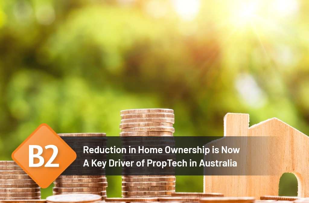 reduction in home ownership
