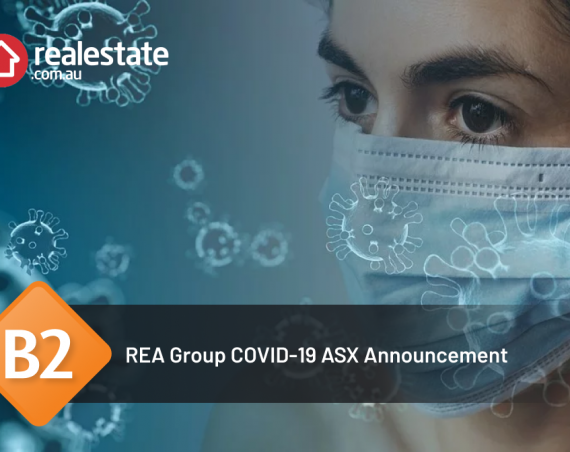 rea group covid announcement