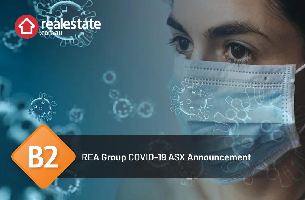rea group covid announcement