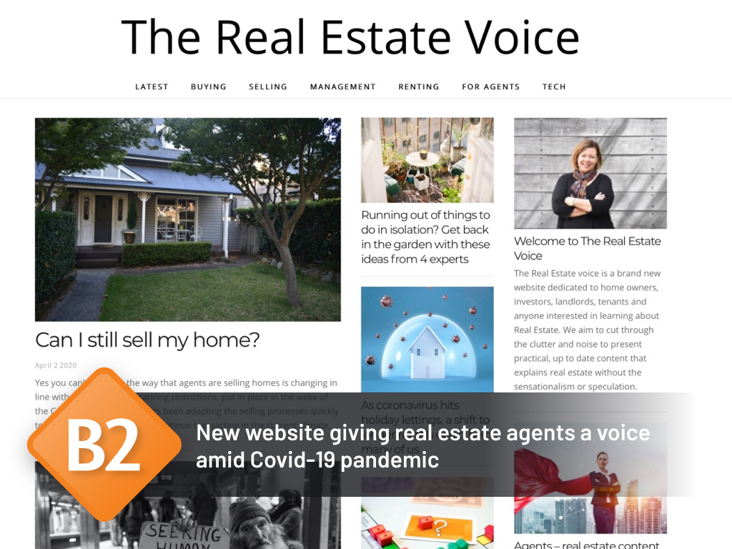 the real estate voice